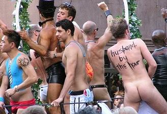 Pochod homosexualu v praze